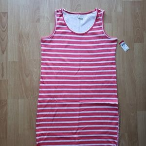 BRAND NEW WITH TAGS! Stripes + Paisley Dress - S